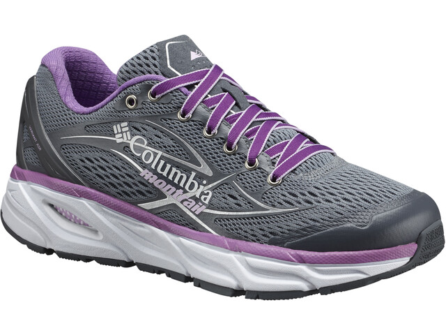 Columbia Variant X.S.R. Buty Kobiety, grey ash/phantom purple